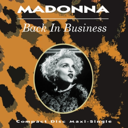 Image result for madonna back in business